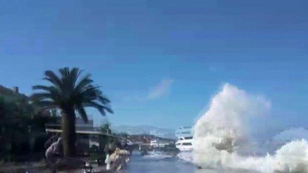 Büyükada da panik: Tsunami zannettim