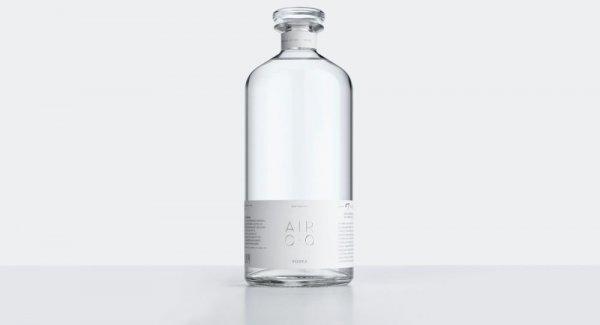 Hava ile sudan votka üretildi