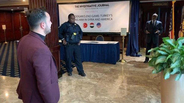 Washington da FETÖ iş birliğinde Türkiye karşıtı panel