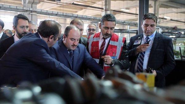 Türkiye nin sanayisinin sadece 3 te 1 i OSB lerde