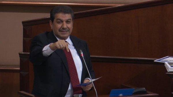 İBB Meclisi nde temel atmama töreni tartışması