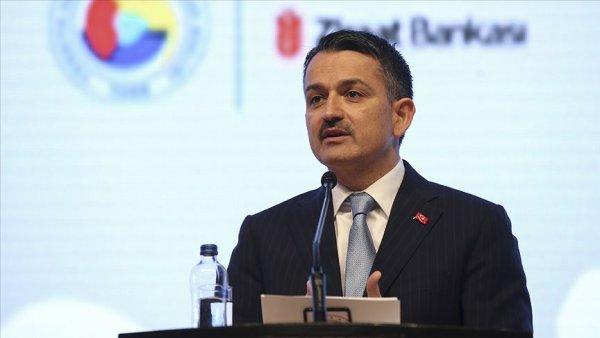 Türkiye tarımını dünya markası yapacağız