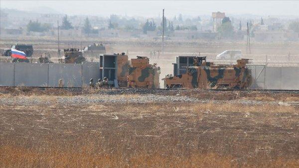 Türk Rus ortak kara devriyesi kararlılıkla sürdürülüyor