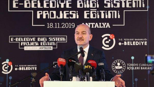 İçişleri Bakanı Soylu dan Tunceli yle ilgili dikkat çeken sözler