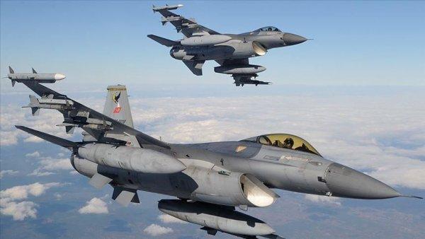 Irak ın kuzeyine hava harekatı
