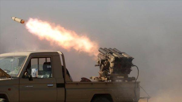 Irak taki ABD üssüne füzeli saldırı