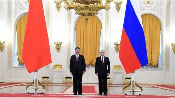 Çin ve Rusya'nın kapsamlı stratejik ortaklığı ABD'yi endişelendiriyor