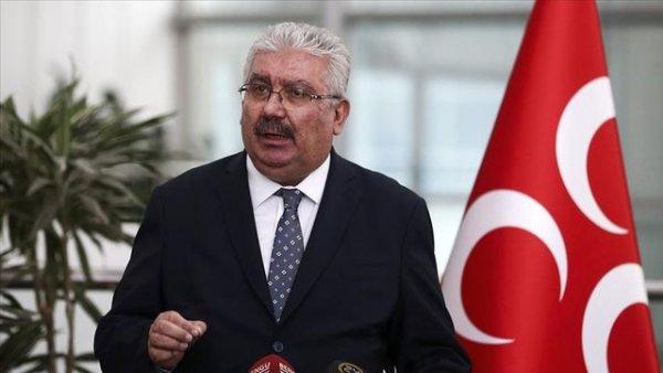 MHP den Gelecek Partisi yle ilgili sert ifadeler ve yorumlar