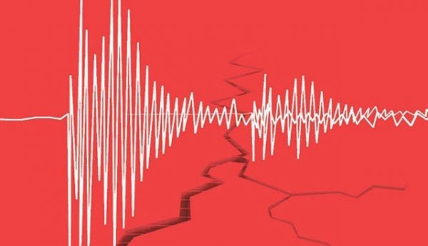 İzmir de deprem