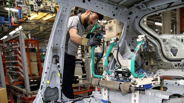 Sanayi üretimi yüzde 5 1 arttı