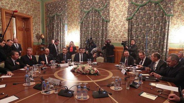Türkiye Libya da barışın önünü açıyor