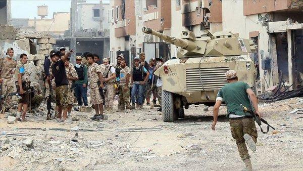 Libya daki UMH birlikleri: Hafter in saldırılarına karşı koymaya hazırız
