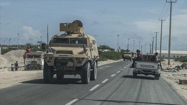 Somali de bombalı saldırıda 4 Türk yaralandı