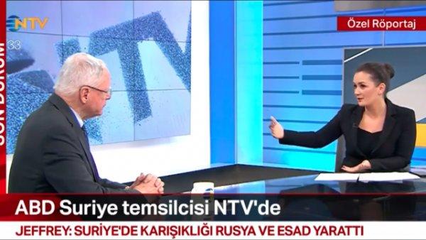 Türkiye nin İdlib deki meşru çıkarlarını destekliyoruz