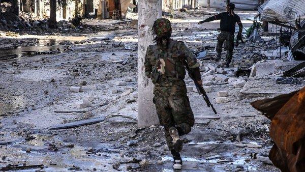 İran destekli terörist grupların Suriye deki varlığı