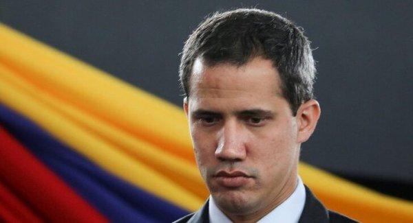 Guaido nun amcası patlayıcılarla yakalandı