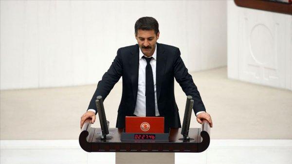 PKK lı terörist HDP milletvekilinin evinden çıktı