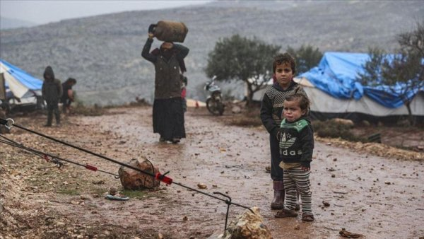 BM den 900 bin kişinin yerinden edildiği İdlib için ateşkes çağrısı