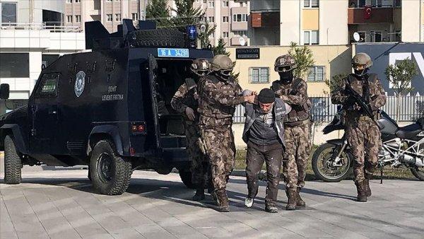 Bursa da terör örgütü DEAŞ ın sözde üst düzey yöneticisi yakalandı