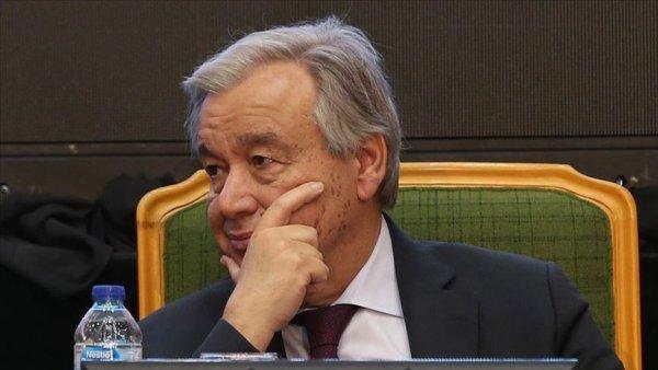BM Kovid 19 un gelişmemiş ülkelere sıçrama ihtimalinden endişeli