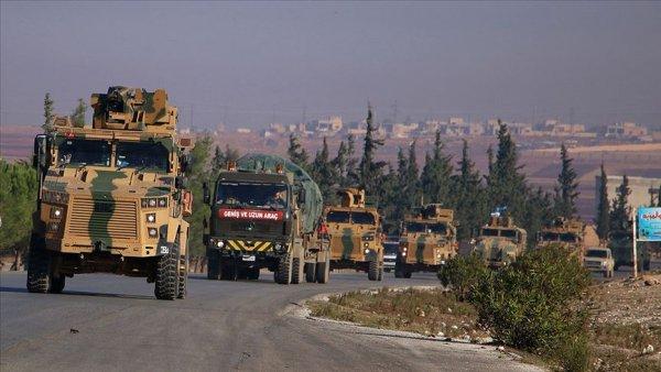 Türkiye İdlib de tehdit teşkil eden tüm hedefleri vuracak
