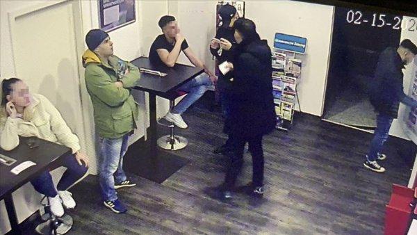 Almanya daki ırkçı terörist saldırıdan 6 gün önce keşif yapmış