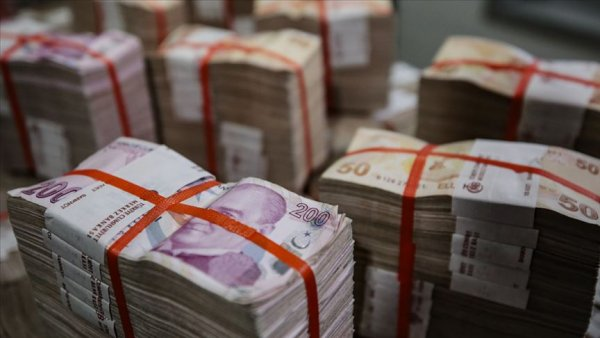 Merkezi yönetim brüt borç stoku 1 3 trilyon lira