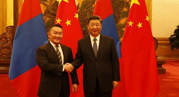 Moğolistan Devlet Başkanı karantinaya alındı