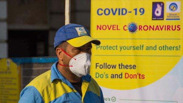 Yeni tip koronavirüs salgınında son 24 saat