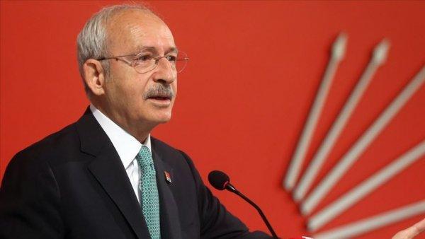 Kılıçdaroğlu ndan siyasi parti liderlerine Kovid 19 mektubu