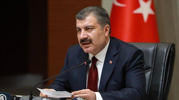 """Sağlık Bakanı Koca: """"Bugün 16 hastamız hayatını kaybetti"""""""