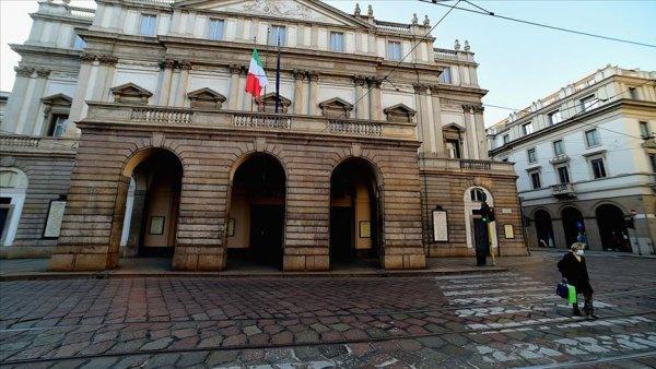 İtalya da Kovid 19 dan ölenlerin sayısı 24 saatte 889 kişi arttı
