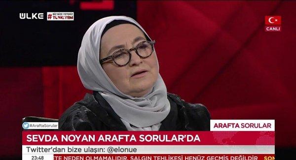 Noyan ailesinden Sevda Noyan açıklaması