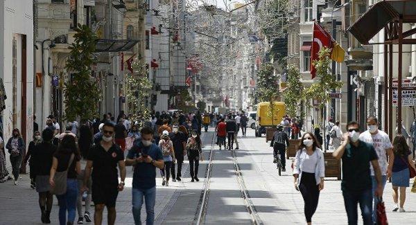 Türkiye nin ilk koronavirüs raporu yayınlandı