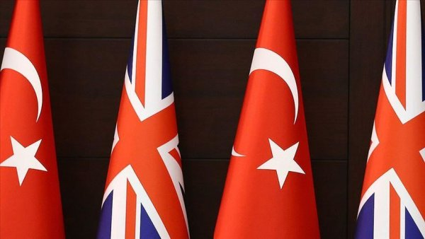 Türkiye ile İngiltere arasındaki ticaret hacmi 20 milyar dolara ulaşacak