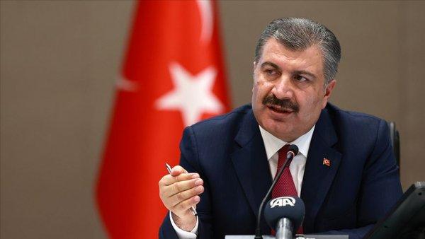 Sağlık Bakanı Fahrettin Koca dan vaka sayısı uyarısı