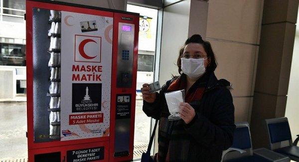 İzmir deki maskematiklerde yeni dönem