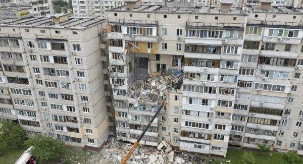 Apartmanda yaşanan patlamada ölü sayısı 3 e çıktı
