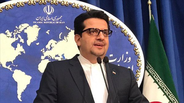İran: Son günlerdeki yangınlar siber saldırıyla alakalı değil