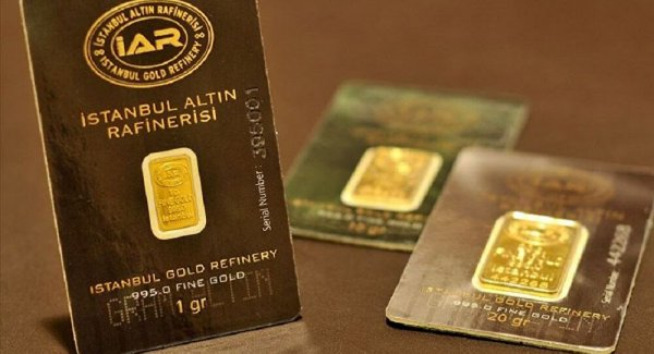 Gram altın rekor tazeledi: 411 TL