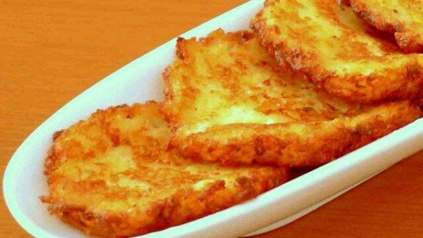 Patates mücver tarifi: Patates mücveri nasıl yapılır?