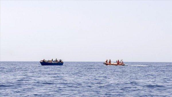 Akdeniz de 24 göçmen öldü