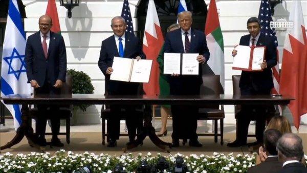Beyaz Saray da yaşananlar bölgede barışı sağlamayacak