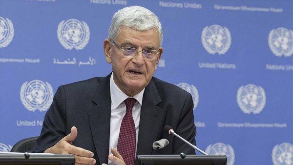 BM 75 Genel Kurul Başkanı Bozkır dan Doğu Akdeniz deki gerilimin diyalog ile çözülmesi çağrısı