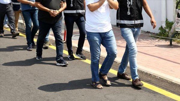 34 ilde FETÖ soruşturması: 106 gözaltı