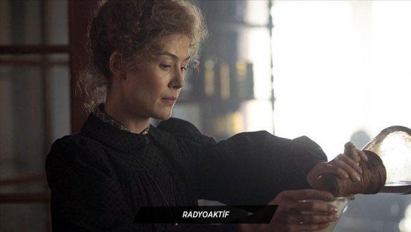 Nobel Ödülü kazanan ilk kadın Marie Curie nin hikayesi beyazperdede