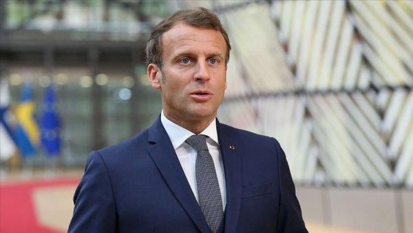 Macron dan Doğu Akdeniz için Türkçe mesaj