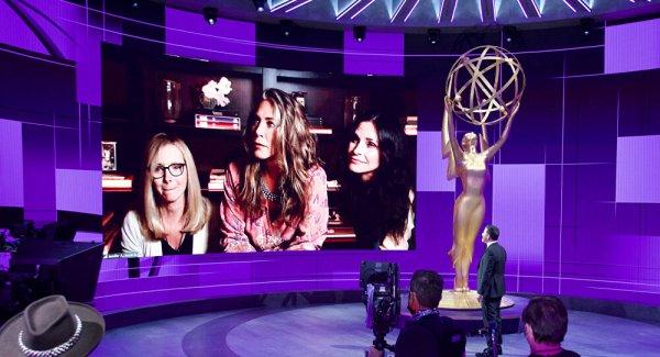 72 Emmy Ödülleri sahiplerini buldu