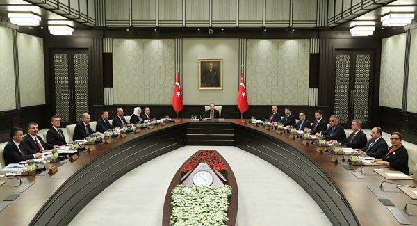 Kabine bugün toplanıyor: Kısıtlamalar masada