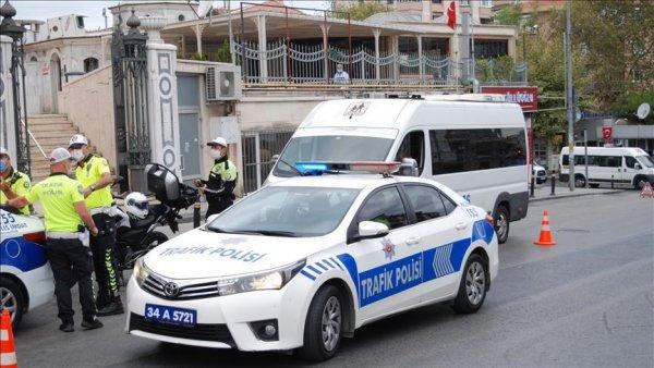 İstanbul da okul servis araçları denetlendi